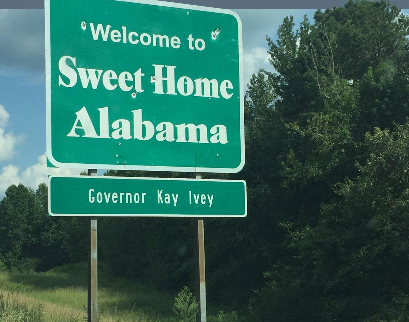 Podcast #065 - Sweet Home Alabama - The Radio Vagabond