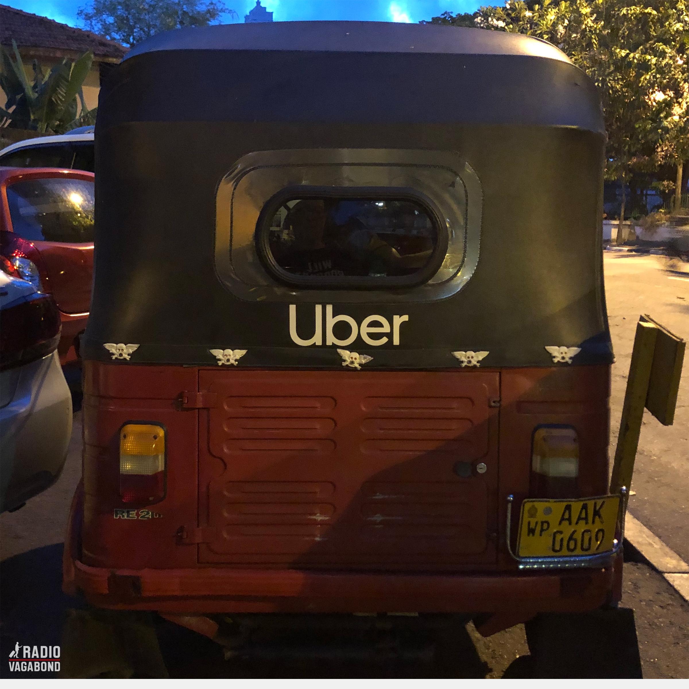 Uber Tuk Tuk