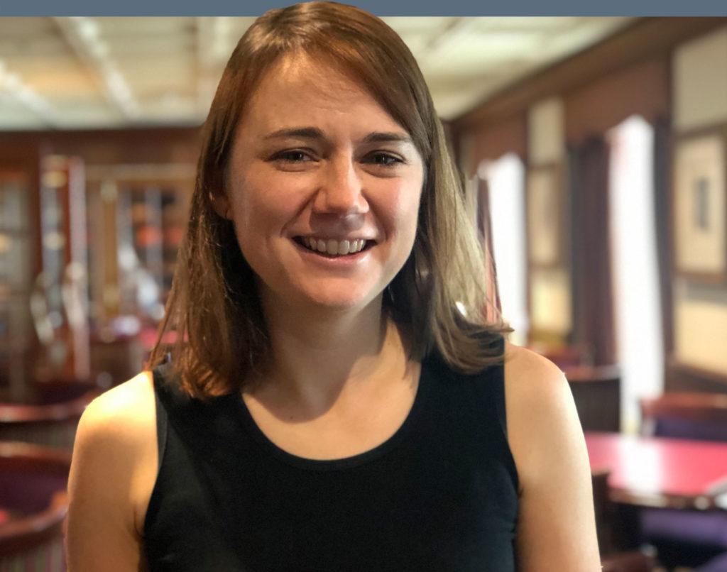 Becky Gillespie Japan Expert
