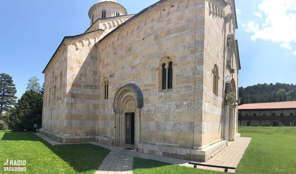 Visoki Dečani is a World Heritage site