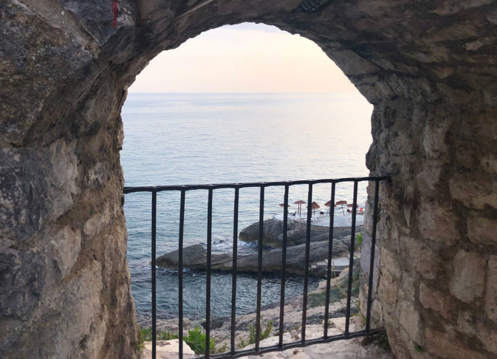 """Ulcinj Castle or """"Kalaja"""" is a sight to behold."""