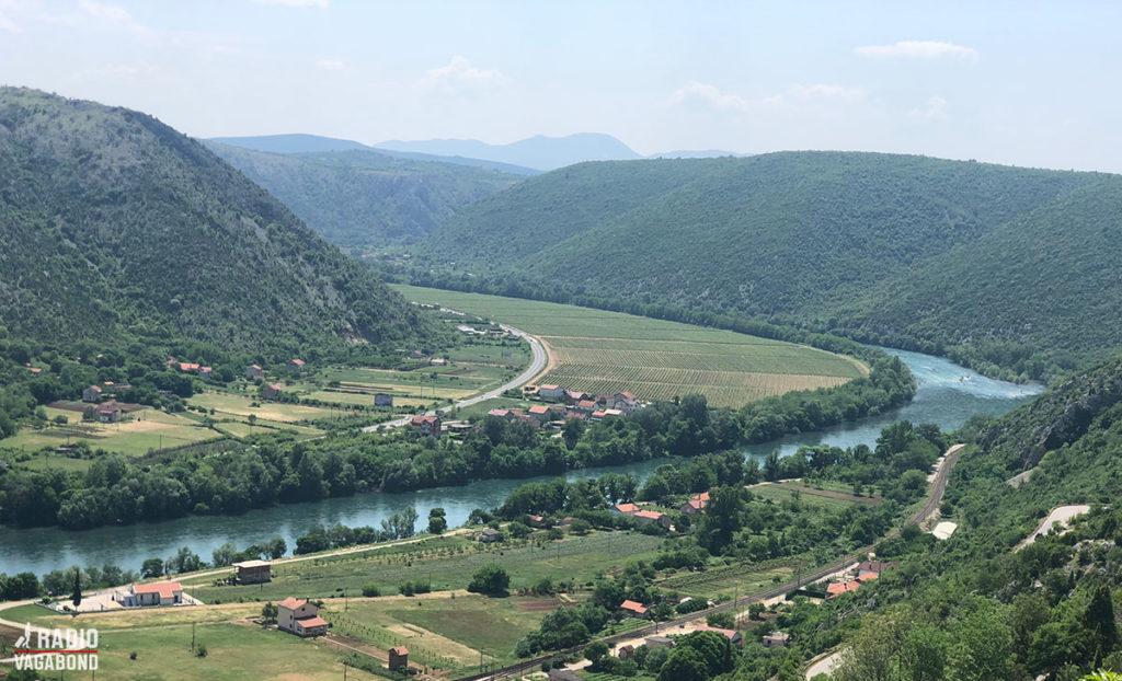 Herzegovina has a lot of beautiful nature.
