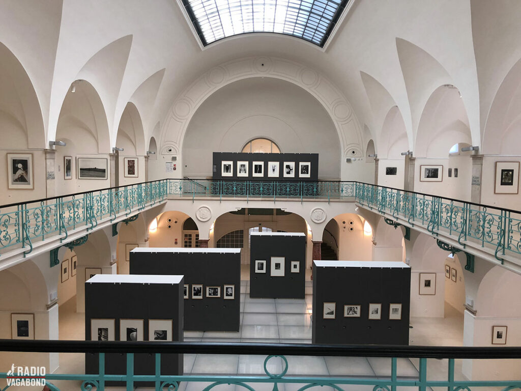 The Regional Art Gallery Liberec in a unique building.