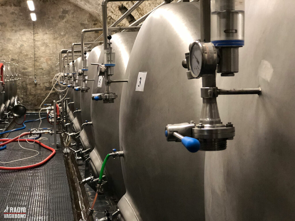 In 2013 the tradition of beer making came back to this place.