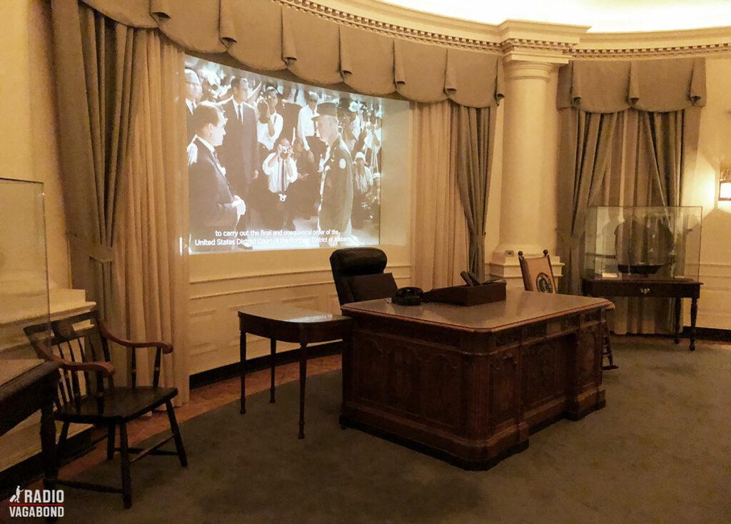 Inside Kennedy's Oval Office