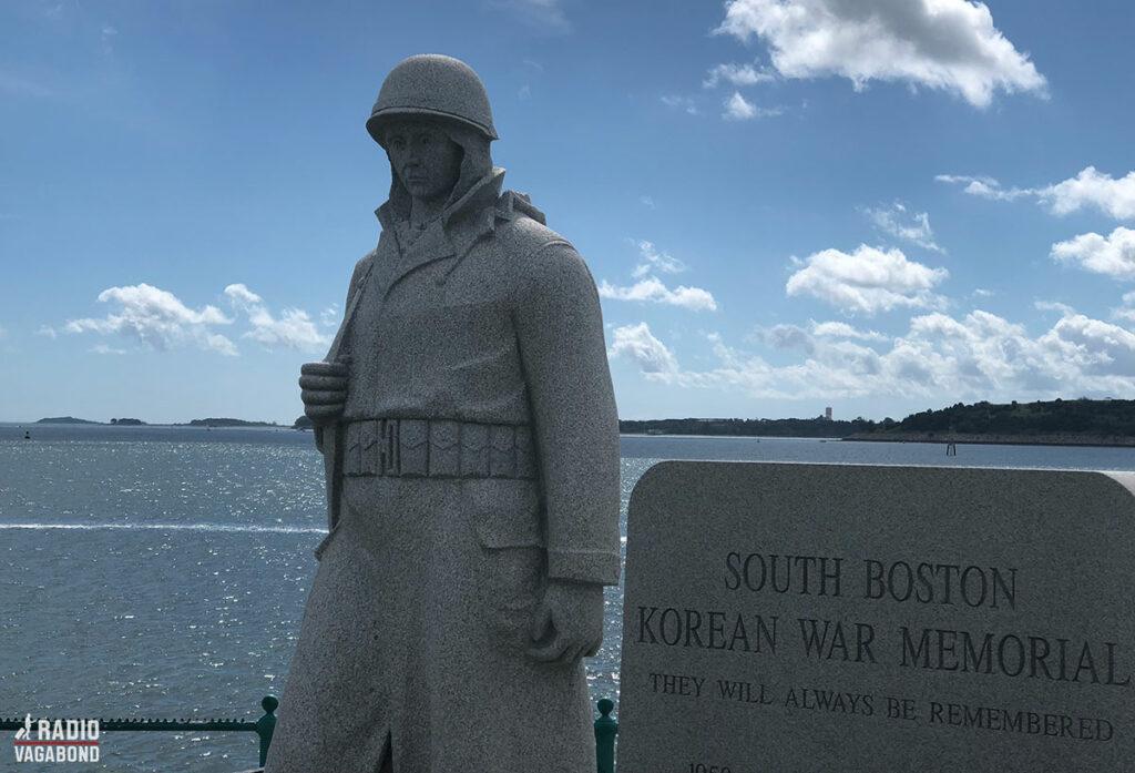 South Boston Korean War Memorial