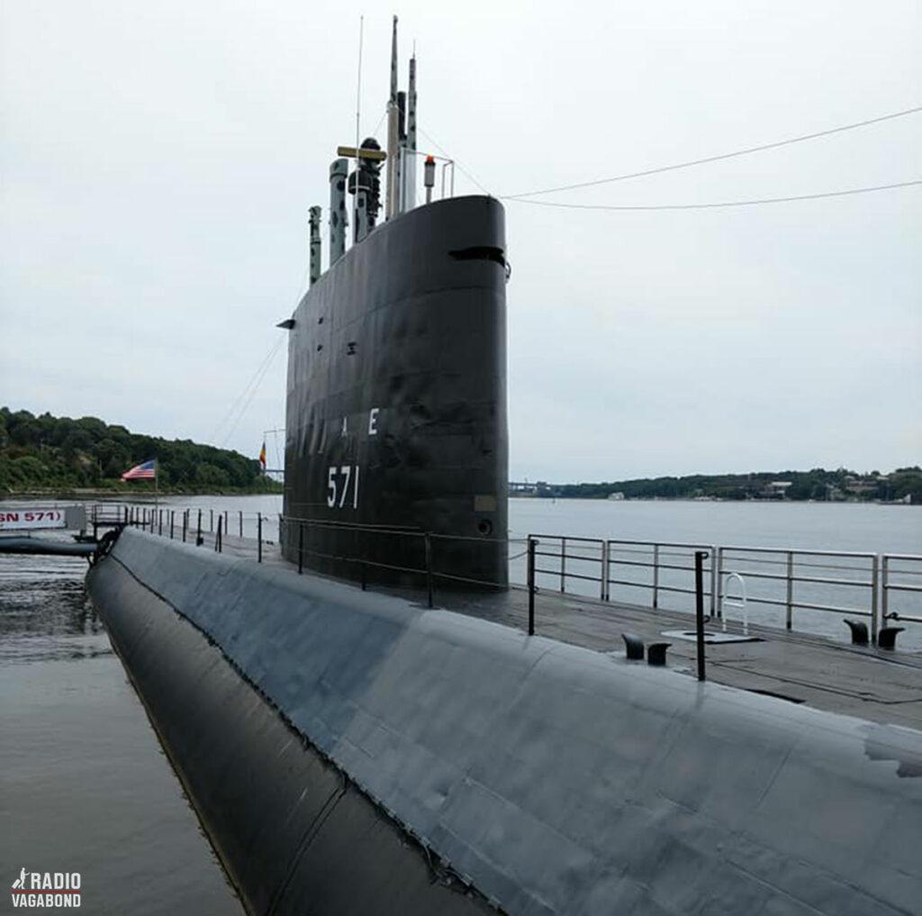 Nautilus Nuclear Sub